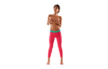 Mons Royale Women Long Jane Leggings pink